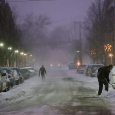 Ola de frío en Estados Unidos podría romper récords