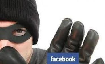 OJO CON LO QUE ESCRIBIS ! Buscan datos en Facebook y Twitter para saquear casas vacías de los veraneantes