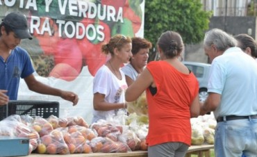 """Llega el Programa """"Frutas y regionales para todos"""""""