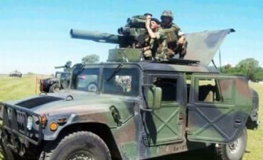 El Ministerio de Defensa confirmó  el robo del misil TOW 2