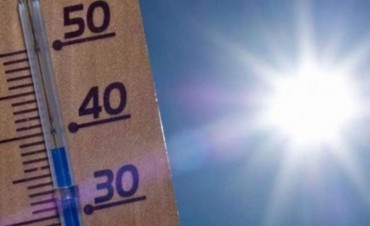 Alerta meteorológico por altas temperaturas