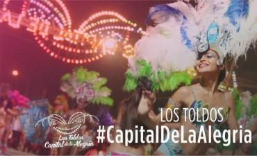 Vuelve el carnaval a Los Toldos