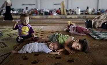 Vecinos de Chivilcoy, Bragado y Alberti se movilizan para recibir a una familia Siria que se aleja de la guerra