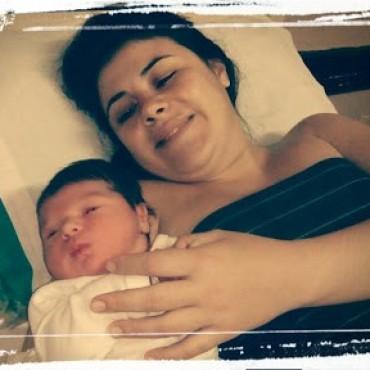 Este es el primer bebé del 2017 nacido en el Hospital de Chacabuco y es hijo de Toldenses