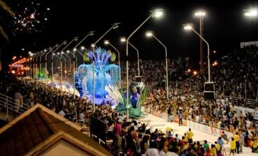 Gualeguaychú arrancó sus 10 noches de puro carnaval