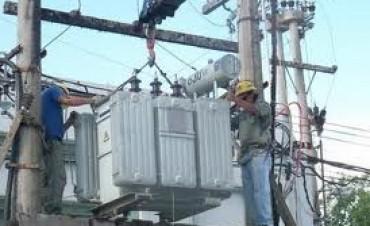Comunicado de la cooperativa eléctrica
