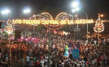 Se despidiò el Rey momo del carnaval Toldense