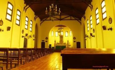 Misas de este fin de semana, 6 y 7 de febrero