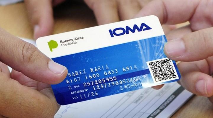 Desde el 1º de marzo, la nueva credencial plástica de IOMA será la única válida