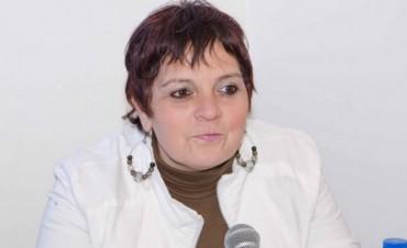 """Fernanda Fava : """"veo que hacen falta muchas cosas, como trabajo en nuestro distrito"""