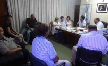 Novedades en la ampliacion de desagues en el barrio Juan el Bueno