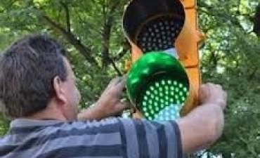 Se colocarían más semáforos en la ciudad