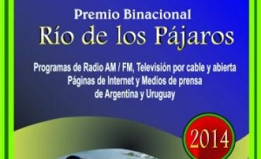 Premio Binacional RIO DE LOS PAJAROS , será para Los Toldos?