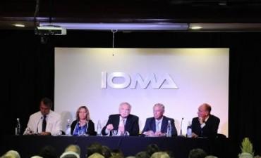 """""""Desde el IOMA contamos con una valiosa herramienta que se puede proyectar a todo el país"""""""