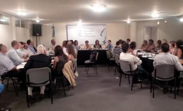 Se realizò la reunión de secretarios de Producción de los Municipios de la Provincia de Buenos Aires