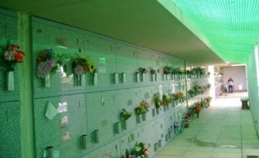 """Cementerio Municipal; """"Permanecerá cerrado el día 1º de mayo"""""""