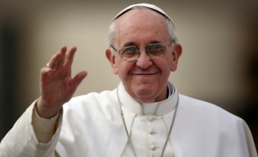 Desde el Vaticano el Papa Francisco nos deja su mensaje: