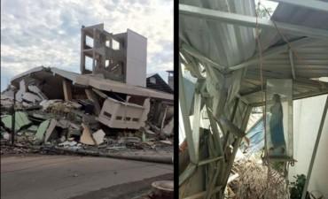 La Virgen que le ganó al terremoto de Ecuador