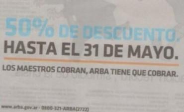 """LA FEB SE OPONE A LA PUBLICIDAD DE ARBA: """"ES UNA PROVOCACIÓN"""""""