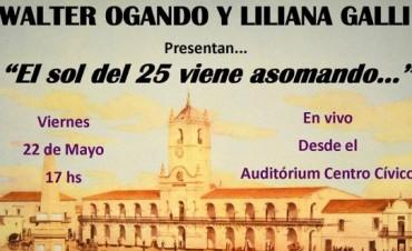 INICIATIVA RADIAL CON MOTIVO DE FESTEJAR EL 25 DE MAYO: