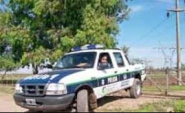 Hechos policiales en nuestra ciudad