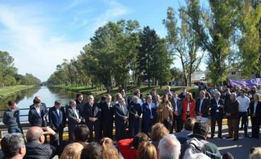 Plan de obras anunciado para el Noroeste Bonaerense