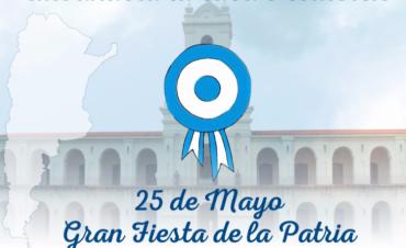 El Dr FRANCO FLEXAS, encabezará los actos oficiales del 25 de Mayo