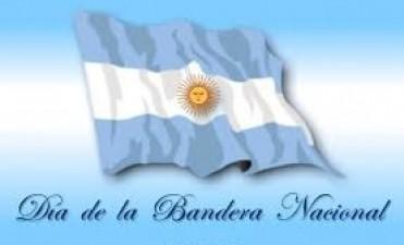 """Acto por el 202º Aniversario de la Creación de la Bandera Nacional: """"19 de junio"""""""