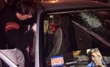 JUNIN: Se accidentó en la vecina ciudad, el famoso cantante Daniel Altamirano