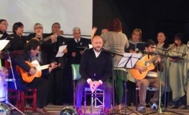 Gala musical en el dìa de la bandera