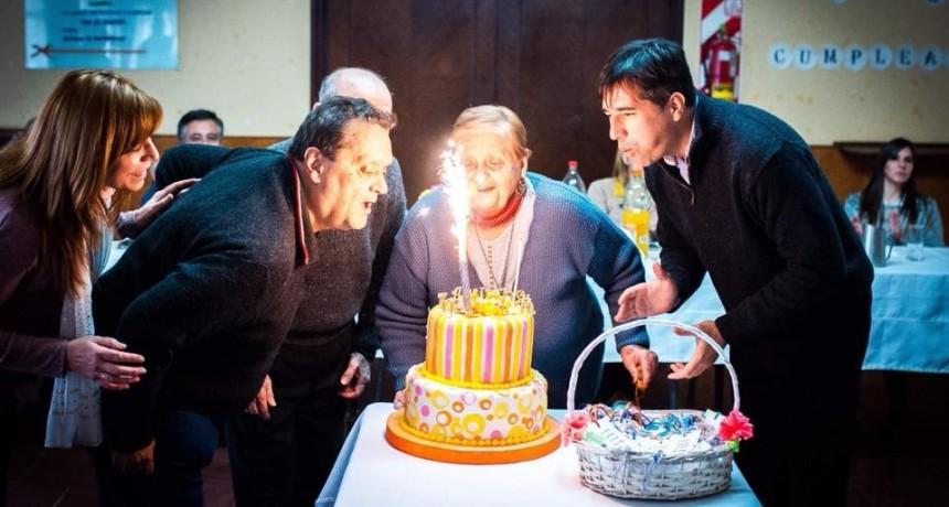 Festejo de los 45 años de la Granja Hogar Carmen Simón Coliqueo