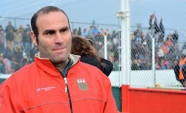 BERNARDO GROBOCOPATEL:Mi gran sueño es llevar a Agropecuario a lo mas alto y asì proyectar también a Carlos Casares