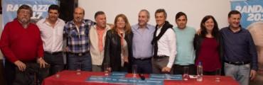 Se presentó el espacio Cumplir que lidera Santiago Pastorino