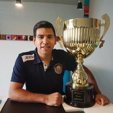 La Selección Argentina de Fútbolistas Gay ganó una vez más el campeonato del mundo. Cristian Pare: