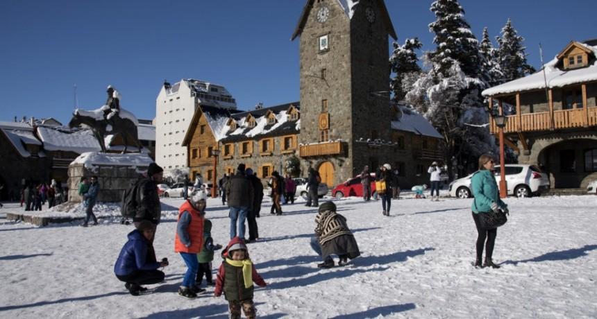 Gran inicio de la temporada de invierno en el país