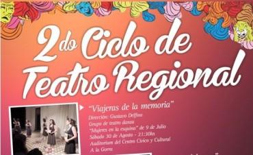 CICLO DE TEATRO REGIONAL EN LOS TOLDOS CON GRUPOS INDEPENDIENTES DE LA ZONA