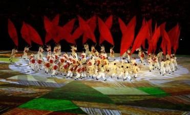 Los Juegos Olímpicos en Río abrieron el telón con una imponente ceremonia de apertura