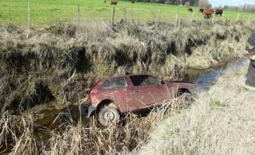 Un accidente que pudo haber tenido consecuencias fatales