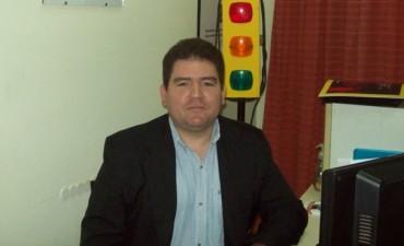 Columna de la Oficina de Educación Vial y Concientización en Tránsito