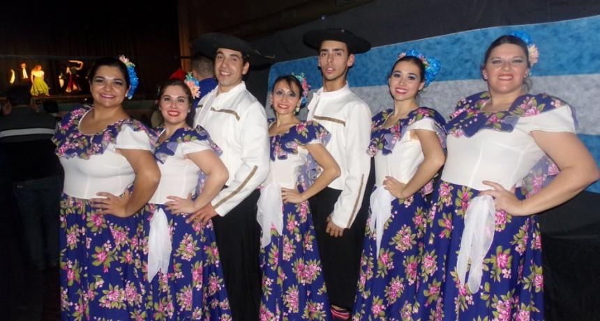 Más galardones para el Conjunto de Danzas Huilen