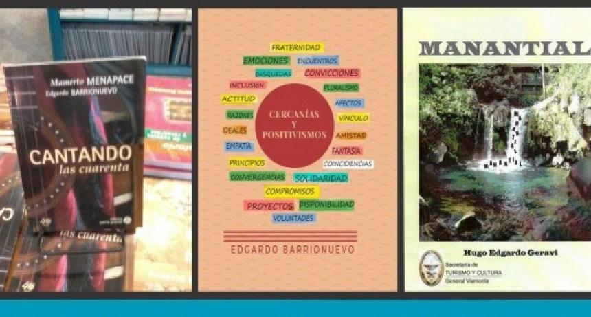 La Sociedad de Escritores de Gral. Viamonte, SADE Filial Los Toldos invita