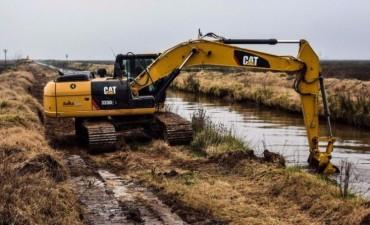 Licitan obras hídricas que beneficiarán a 8 distritos de la Cuarta Sección
