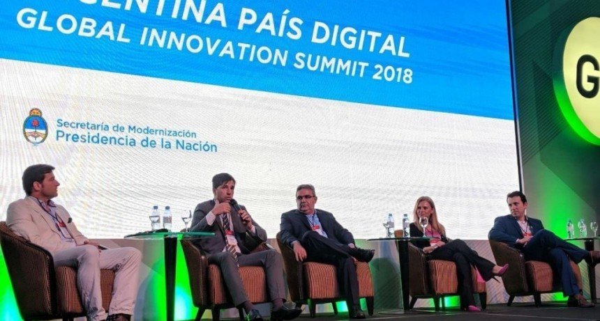 Gral Viamonte fue uno de los 4 municipios de la Argentina elegidos para mostrar su transformación digital al mundo