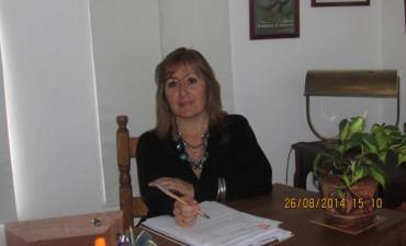 LIA SANCHEZ  y su columna sobre violencia familiar