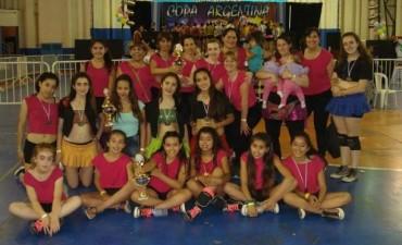 """Torneo Nacional de Ritmos """"Copa Argentina"""": Participò una delegación Toldense  con importantes resultados"""
