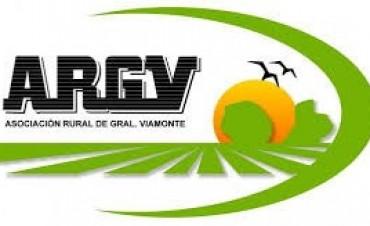 La ASOCIACION RURAL DE GENERAL VIAMONTE, invita: