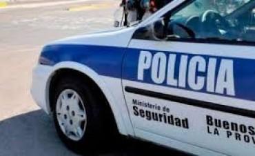 Importante accionar de la Policia local y un operativo cerrojo pudo dar con los ladrones que se daba a la fuga