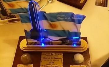 Septima entrega del Premio ROSARIO, cuna de la bandera