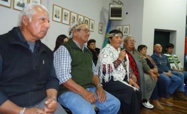 El HCD aprobó la colocación de bandera Mapuche en instituciones del distrito de Gral Viamonte