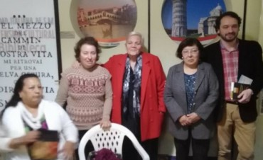 IV Feria del libro:  ACERCANDO PALABRAS 2017